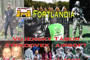 tabor Fortlandia Stredoveký a Airsoftový tábor