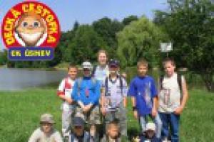 tabor Zlatá Rybka - tábor pre najmenších