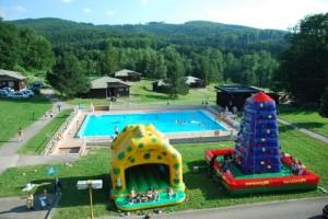 tabor Tábor Revika Vizovice léto 2018