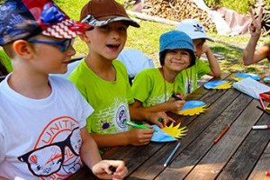 tabor Wačumbáčik - tábor pre najmenších