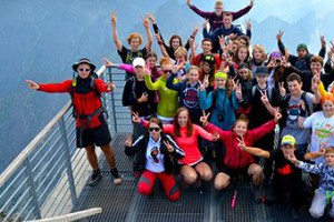 tabor Wachumba Tatry Adventure - športový tábor