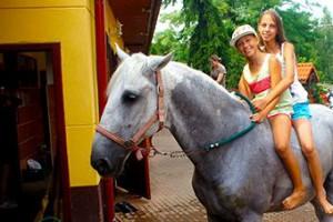 tabor Wachumba Horses - jazdecký tábor