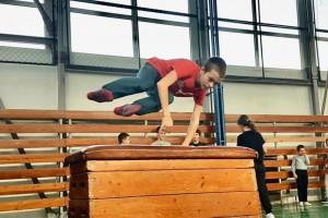 tabor Parkour a Freerun: Denný Tábor v Bratislave