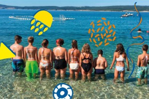 tabor Letný tábor v Chorvátsku - Malý morský koník