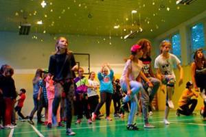 tabor Wachumba Dance - tanečný tábor