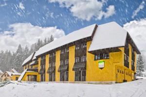 tabor Čertovský lyžiarsky výcvik