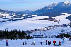 tabor Wachumba lyžiarsky kurz Zuberec