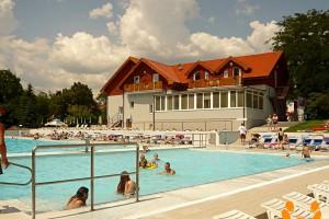 tabor Wachumba plavecký kurz Santovka