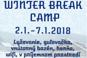 tabor Winter Break Camp 2018