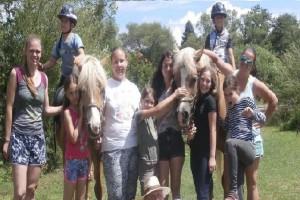 tabor V konskom sedle