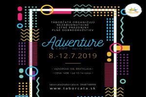tabor Adventure camp - Akčný tábor - Bratislava