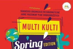 tabor Jazykový tábor - Multikulti (Jar)