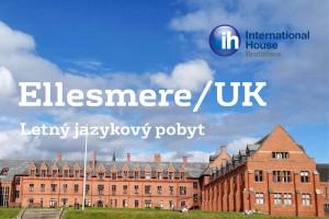tabor ELLESMERE - angličtina a šport / umenie