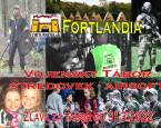 tabor Fortlandia - stredoveký tábor pod hradom