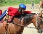 tabor Keramika- výtvarná dílna + koně