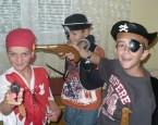 tabor Pirátske Leto
