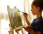 Výtvarný kurz prázdninový v Ateliéri Lubika