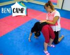 tabor UMELEC objavite� - BENI camp 2015 v  BA