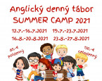 tabor Denný SUMMER CAMP 6-14r.
