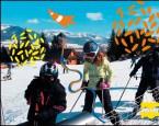 tabor Exkluzívna jarná lyžovačka