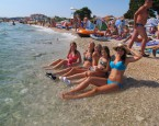 Dětské tábory u moře Chorvatsko, Biograd