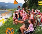 tabor Letný tábor Zlatá rybka