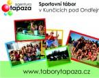 Sportovní tábor v Beskydech