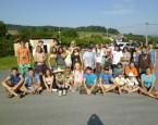 tabor Turistický tábor Medzibrod
