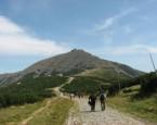 tabor Turistický tábor v Krkonoších