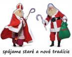 sv.Mikuláš alebo Santa Claus