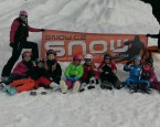 tabor Jarn� pr�zdniny pro d�ti na ski/snb
