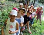 tabor Čarovný les bludičiek