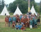 tabor Letný tábor Cesta kolem světa