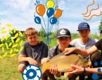 tabor Letný tábor Ryby, relax, príroda
