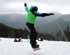 Lyžařský a snowboardový tábor Alpy