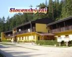 tabor Tábor v Slovenskom raji - Vernár
