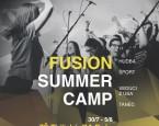 tabor Fusion Rača Summer camp 2017