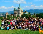 tabor Wachumba škola v prírode Bonice I