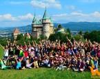 tabor Wachumba škola v prírode Bojnice II