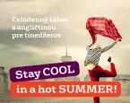 tabor Stay COOL in a hot SUMMER - Bratislava