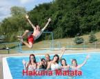 tabor Hakuna Matata - letný tábor pre mladých