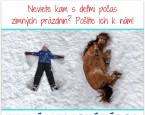 Zimný jazdecký tábor v Žrebčíne Motešice
