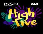 tabor ChaChaLand 2019 HighFive
