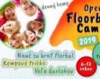Florbalovy tabor FLOORBALL OPEN CAMP