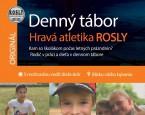 tabor Denný tábor pre deti Hravá atletika ROSLY -ZA