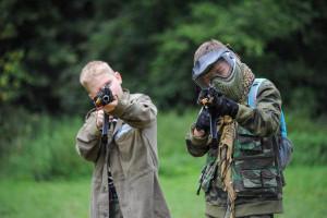 tabor Airsoftový tábor Varvažov