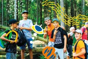tabor Letný tábor Misia Orava