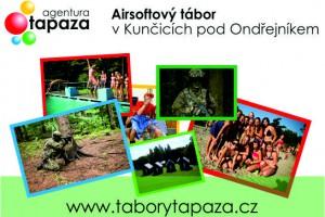 tabor Airsoftový tábor v Beskydech