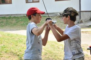 tabor Šermířský tábor v Náměšti nad Oslavou