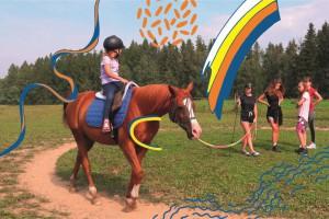 tabor Denný tábor Na ranč, na kone aj na ryby